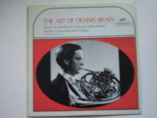 - Beethoven, Mozart, Haydn, Schumann, Dittersdorf, Dukas: The Art of Dennis Brain