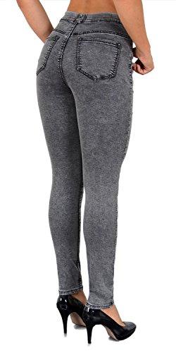 Femmes Skinny J165 Pantalon Femme tex Jeggings avec Jean Ceinture Skinny ESRA Femme lastique pour by J291 qx4w8Pw