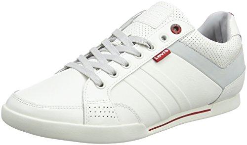 White 0 brillant Zapatillas Blanco 2 Hombre Levi's Para Turlock 8fHqn8zA