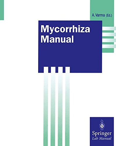 Mycorrhiza Manual (Springer Lab Manuals)