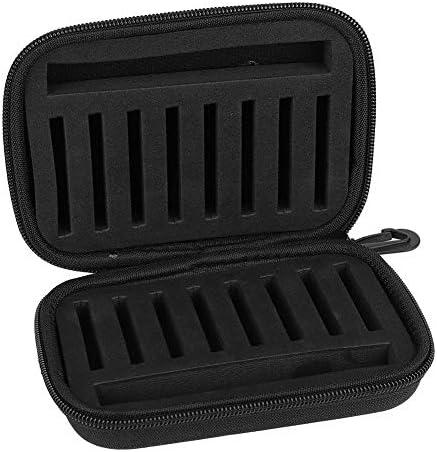 フライフィッシングフック ポータブル 保護収納袋 持ち運び便利 餌 フォームボックス 釣りタックルアクセサリー