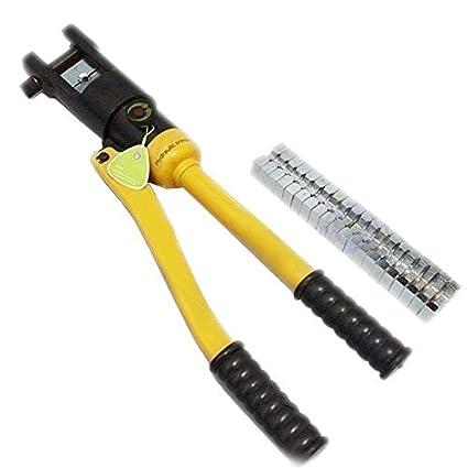 La herramienta que prensa terminal del alambre del cable eléctrico hidráulico 416372 muere 10-120mm