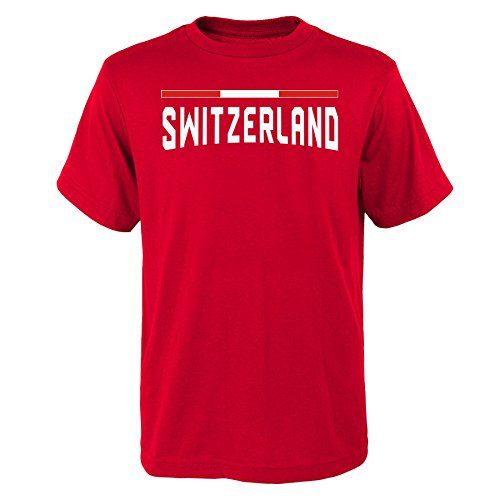 World Cup Soccer Switzerland Kids & Youth