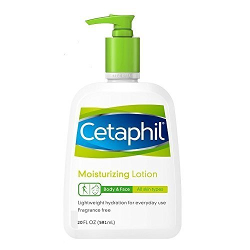 Cetaphil, Moisturizing Lotion Fragrance Free, 20 oz
