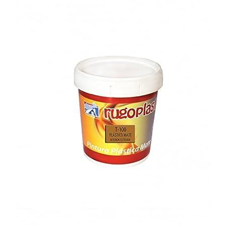 Pintura plá stica mate blanca econó mica T-100 para paredes de interior (10 Kg) Enví o GRATIS 24 h. Pinturas Cabello S.A.