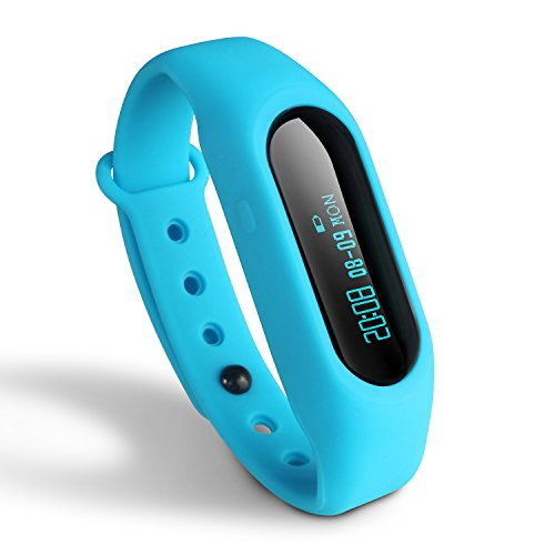 Fitness Tracker Bluetooth Pedometer Incoming