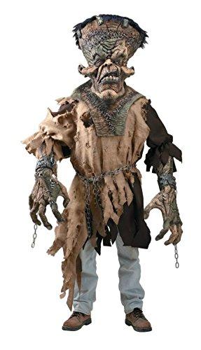 Freak-N-Monster Creature Reacher Costume - Standard - Chest Size (Creature Reacher Halloween Costumes)