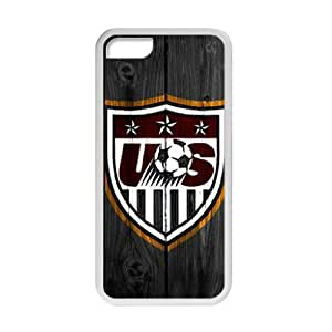 Usa Soccer Cell Phone Case for Iphone 5C