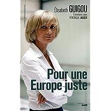 Pour une Europe juste: Entretient avec Véronique Auger