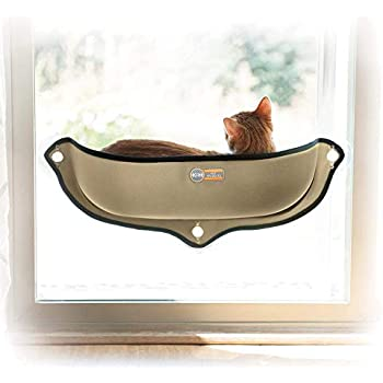 Amazon.com: L.S cama de gato ventana hamaca percha de ropa ...