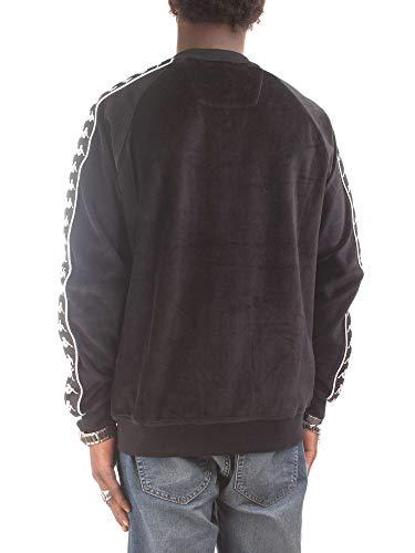 Kappa Hombre Chaquetas Negro 3031Q80 3031Q80 Chaquetas Hombre Kappa Ztwx6q1