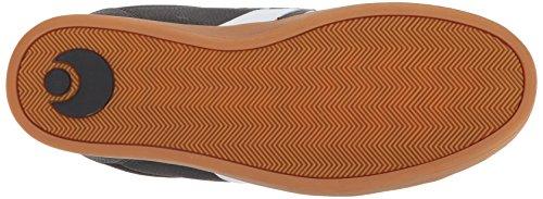 Men's Skateboarding Gum Black Osiris White Loot Shoe dFpdRq