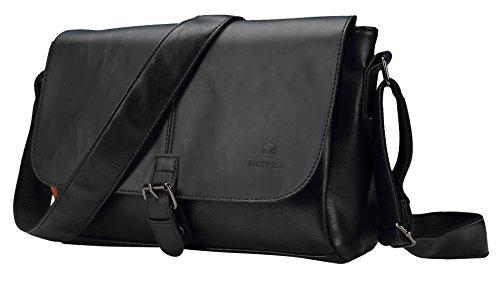 Travel Outdoor Computer Backpack Laptop bag middle (khaki) - 8