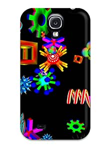 Perfect Fit GYARkJD11893mrxnO Funky Bling Bling Case For Galaxy - S4