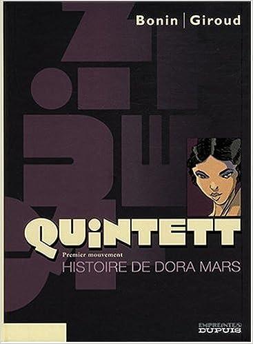 En ligne téléchargement gratuit Quintett, Tome 1 : Histoire de Dora Mars pdf