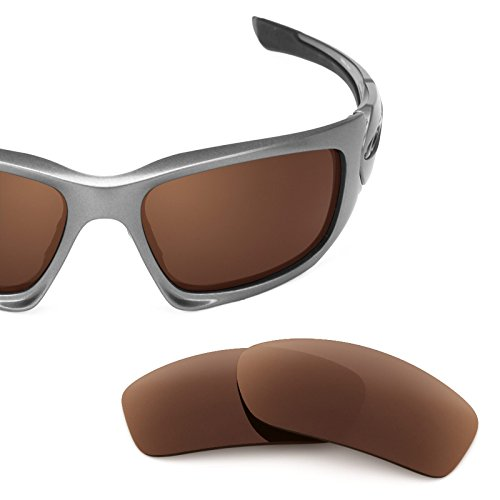 c3e9eb8ce83 Revant Polarized Replacement Lenses for Oakley Scalpel Dark Brown   Amazon.ca  Sports   Outdoors