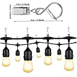 GuangTouL Party Light Hanger Outdoor Lights Clips