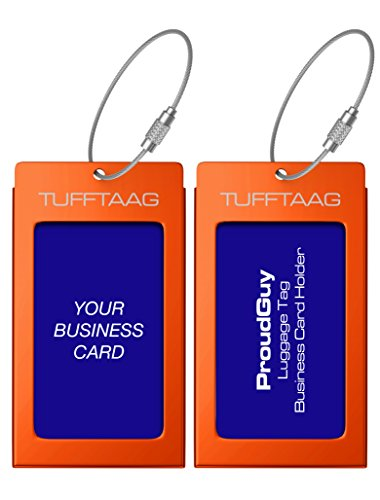 Luggage Business Holder TUFFTAAG Options product image