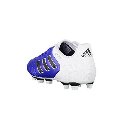 adidas COPA 17.4 FxG - Botas de fútbol para Hombre, Azul - (AZUL/FTWBLA/NEGBAS) 40