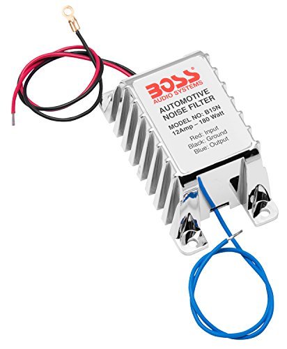 Noise Filter   BOSS Audio B15N for Car Audio Systems