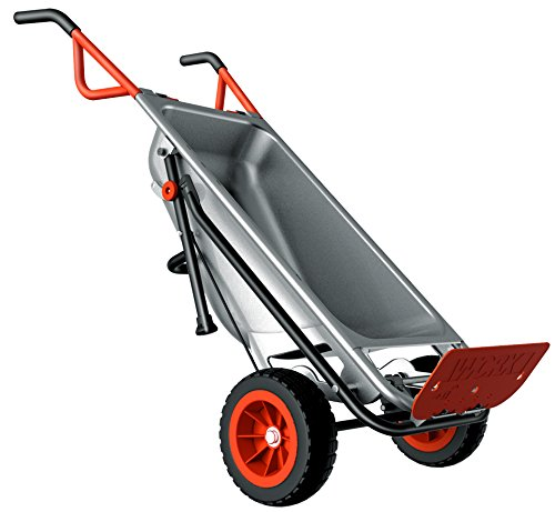 WORX Aerocart WG050 8-in-1 All Purpose Lifter/Carrier and Mover (In Trees For Patios Uk Pots)