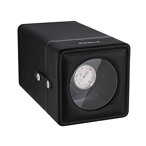 POUILLA Automatic Single Watch Winder Rotator