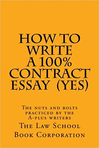 English Essays On Different Topics How To Write A  Contract Essay Yes The Nuts And Bolts Practiced By  The Aplus Writers Example Of Thesis Statement For Argumentative Essay also The Yellow Wallpaper Critical Essay How To Write A  Contract Essay Yes The Nuts And Bolts  Short Essays In English