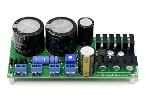 Phono Preamp Power Supply by Boozhound Laboratories