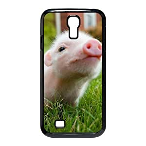 Piggy Design Cheap Custom Hard Case Cover for SamSung Galaxy S4 I9500, Piggy Galaxy S4 I9500 Case