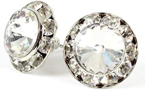 Amazon.com   Dance Competition STUD Earrings - 15mm Swarovski Crystal    Everything Else 63c691f84b