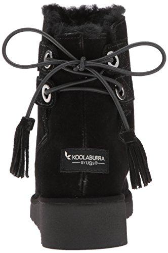Koolaburra Van Ugg Dames Lomia Korte Mode Laars Zwart