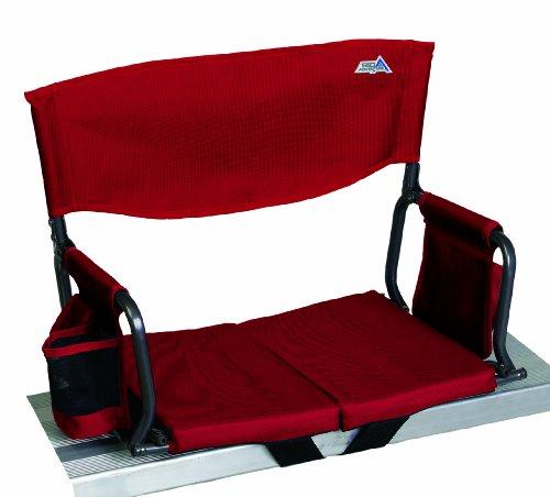 - Rio Gear Stadium Arm Chair, Red