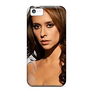 Iphone 5c IQE5594LriR Jennifer Love Hewitt Cases Covers. Fits Iphone 5c