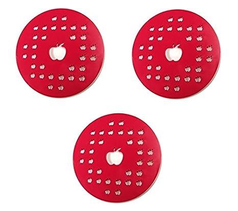 Apple Pie Top Cutter Set