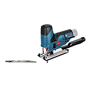 Bosch Professional 06015A1001 GST 12 V-70-LI Cordless Jigsaw (Without Battery and Charger) – Carton