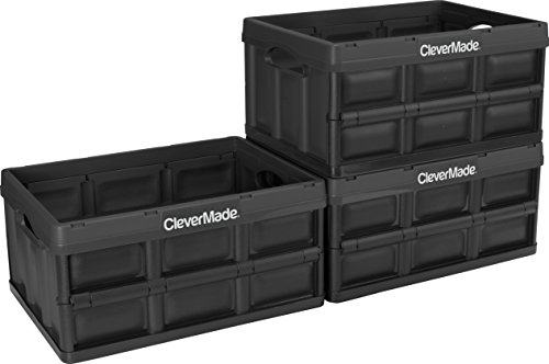 CleverMade CleverCrates Collapsible Storage Container