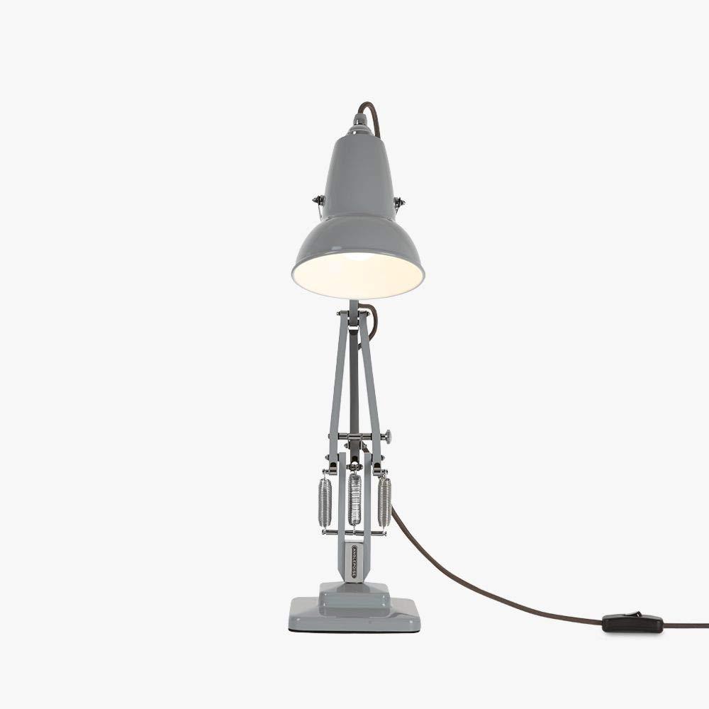 Anglepoise® 31582 Lampe de Bureau, Abat Jour en Acier, Noir