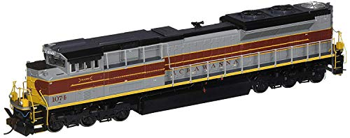 (Bachmann EMD 70ACe DCC Sound Value Equipped Diesel Locomotive - Delaware, Lackawanna & Western #1074 (with Operating Ditch Lights)  - HO Scale)