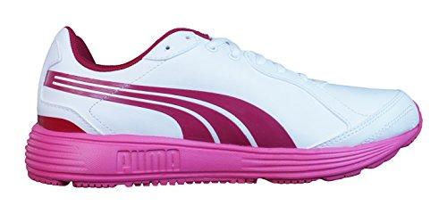 Puma Descendant Jr - Zapatos de deporte de exterior White