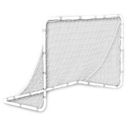 Franklin Sports Competition Steel Soccer Goal, 6 x 4 Foot, - Goal Futsal