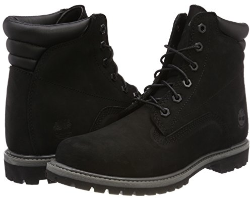 Inch Timberland 6 Basic Waterville Boot Waterproof black Black Women's gqSqRwt