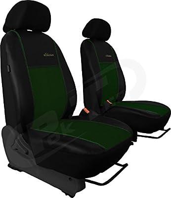 Sitzbezug Fahrersitz In 5 Farben bei anderen Angeboten erh/ältlich Beifahrersitz 2 Kopfst/ützen Autositzbez/üge BUS 1+1 ALKANTRA EXCLUSIVE passend f/ür MERCEDES VIANO in diesem Angebot BRAUN
