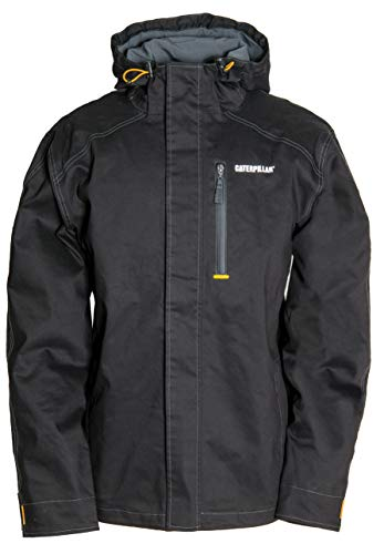 Caterpillar Men's H20 Jacket, Black, XL