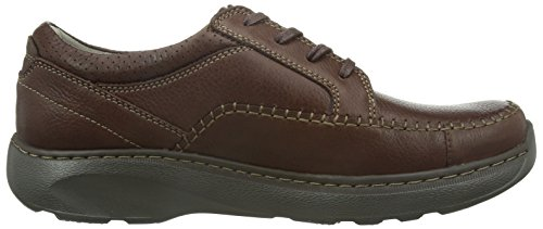 Charton Vibe Wide Fit - Brown Leather