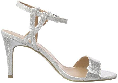 Silver Silver 92 New Look Simble Escarpins Ouvert Femme Bout 0Ya0gq