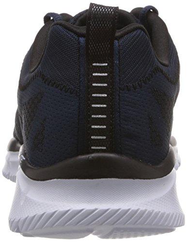 Skechers EqualizerNo Limits - zapatilla deportiva de lona hombre Navy/Black