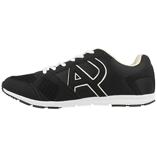 Sneakers Uomo Armani Jeans C6518 Y4 Basse Sportive Scarpe Lacci Casual Nuovo