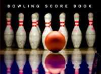 Bowling Score Book: A Bowling Score Keeper For