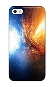 New RPEEzPw9662evynm Digital Art Tpu Cover Case For Iphone 5/5s