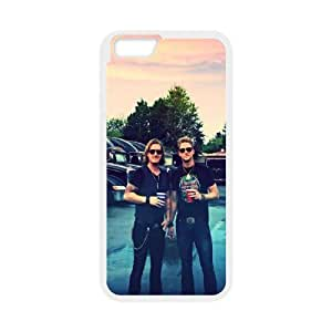 "C-EUR Customized Florida Georgia Line Pattern Hard Phone Case For iPhone 6 Plus (5.5"")"